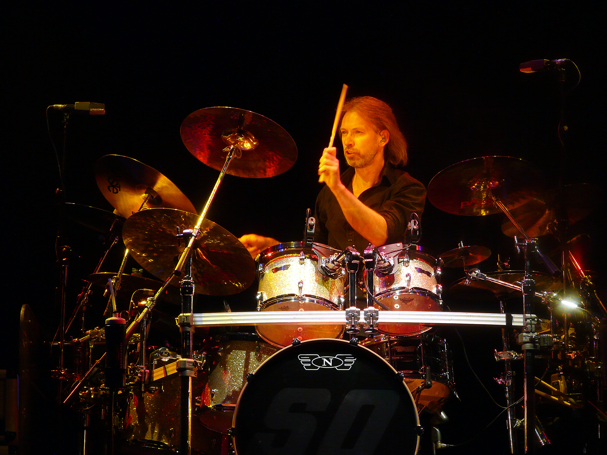 matt letley drummer